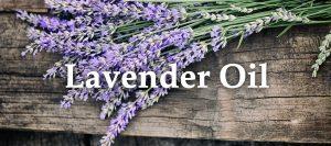 Essential Oil Lavender Oil